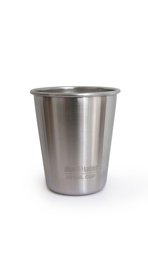 Klean Kanteen Steel Cup 295ml brushed stainless